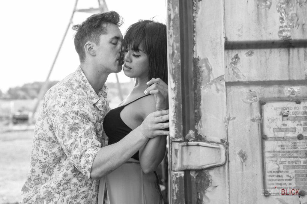 Paarshooting-Verliebt in Berlin- Tony und Yhom