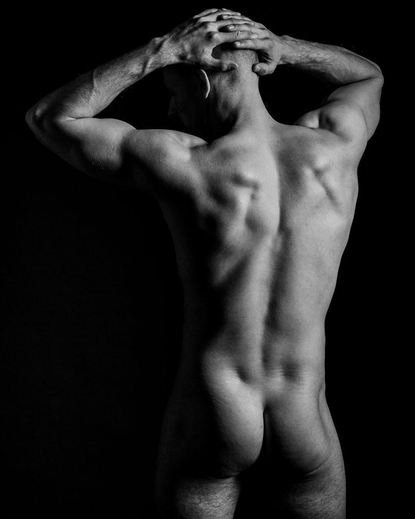 erotisches Shooting für Männer