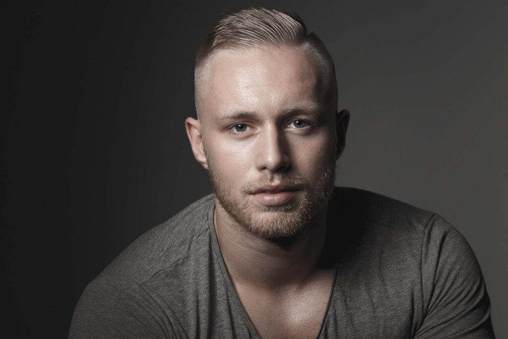 Männer-Portraitshooting, Fotograf aus Berlin