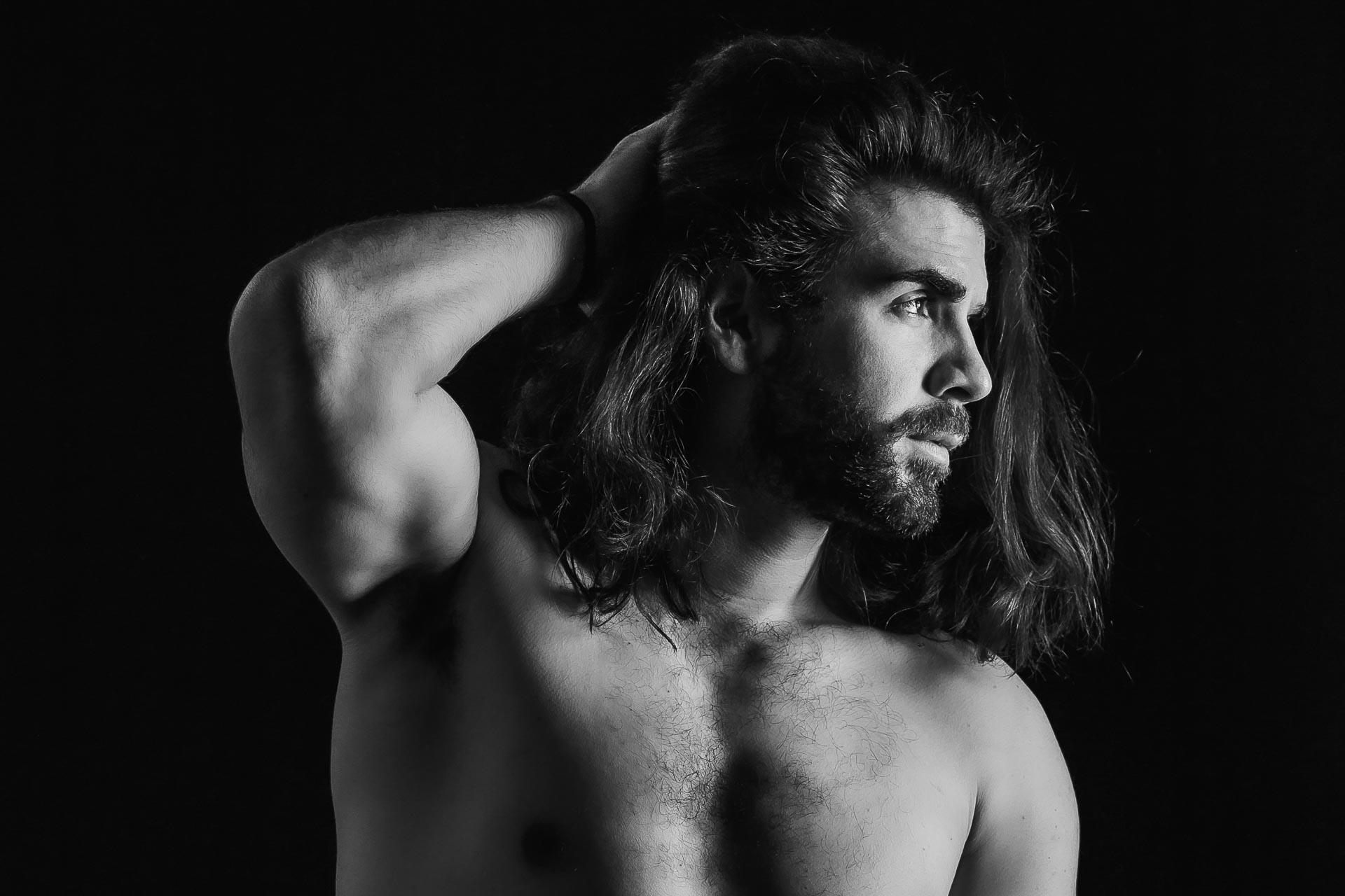 Männeraktfotografie