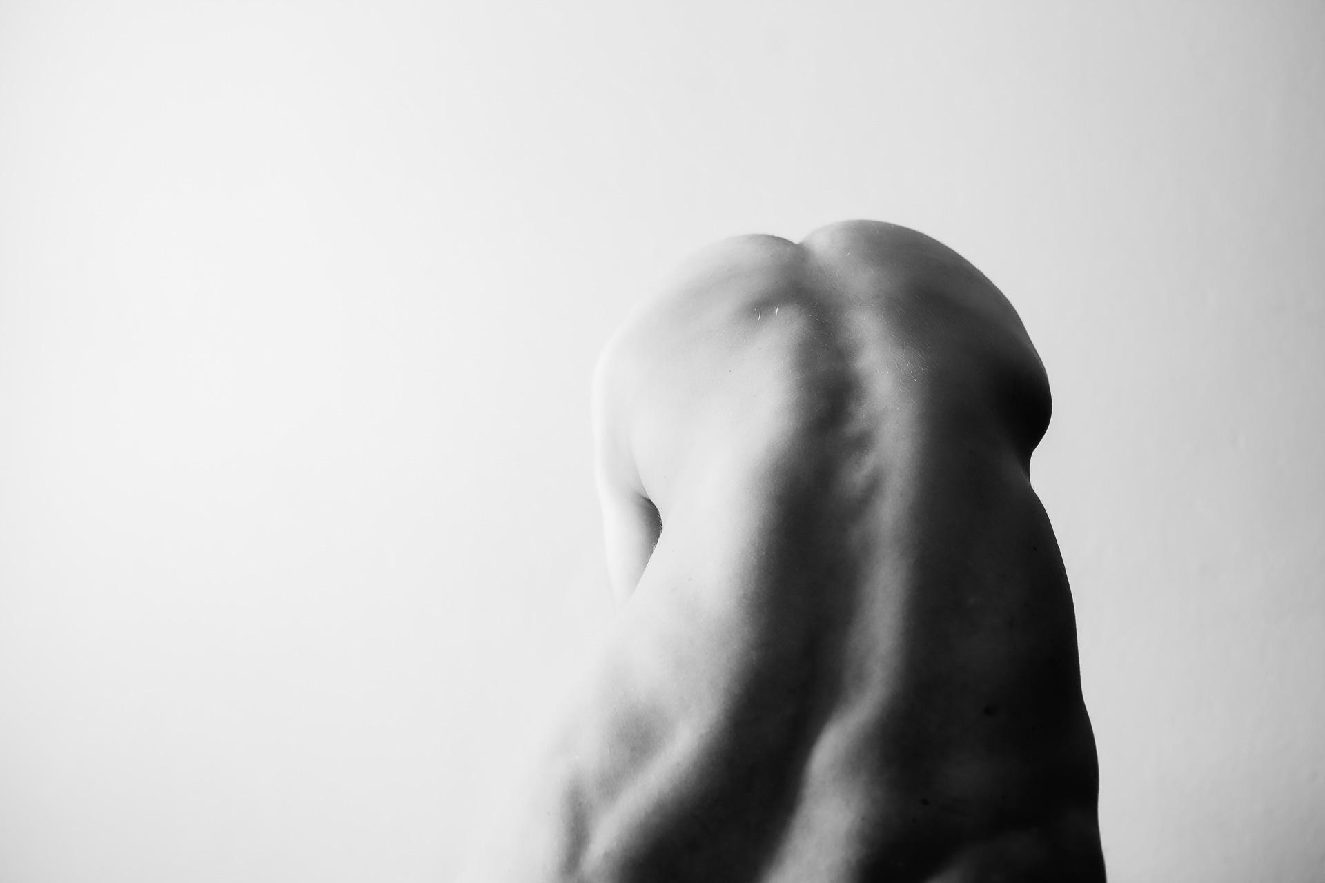 erotisches Männershooting