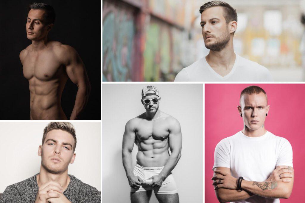Männerfotos von BerlinBlick