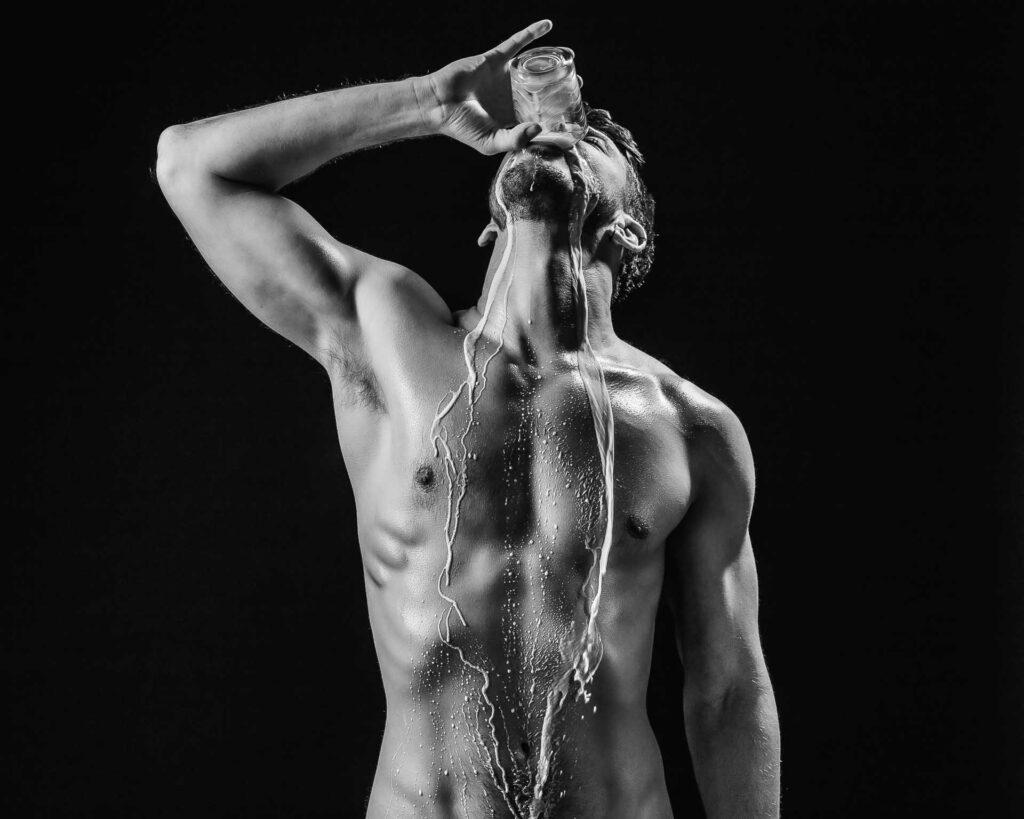 Männerakt, Fotoshooting Berlin, schwul, gay