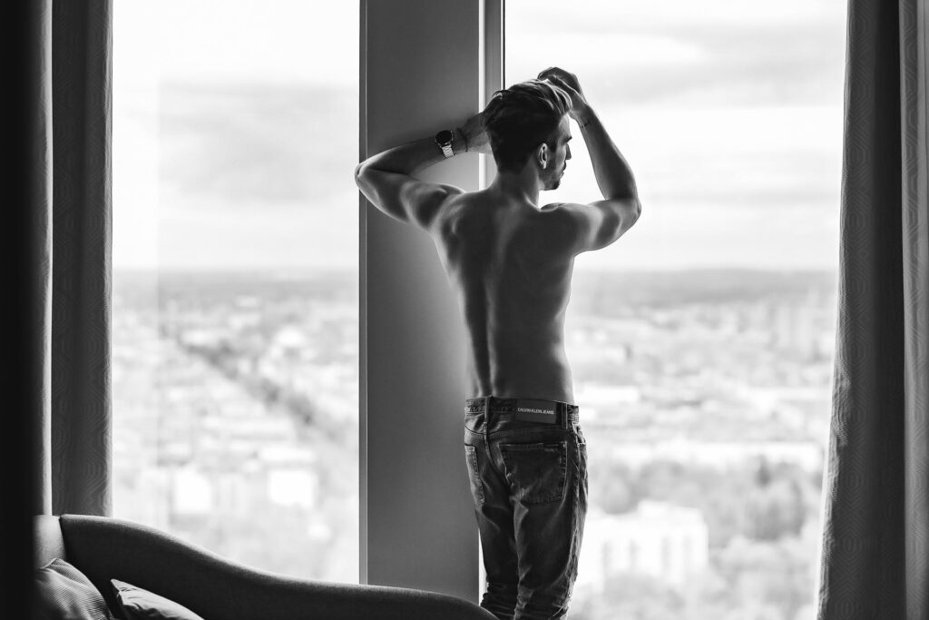 Fotograf für Männermodels in Berlin
