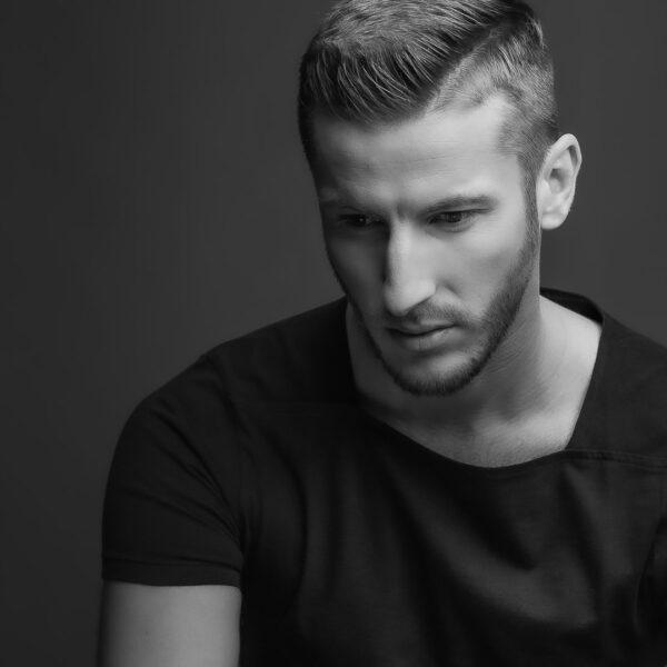 tfp-Shooting Berlin, Andreas, Model aus Bielefeld, Fashion-Shooting